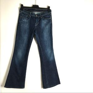Citizens Of Humanity 162 Kelly Boot Cut Jeans